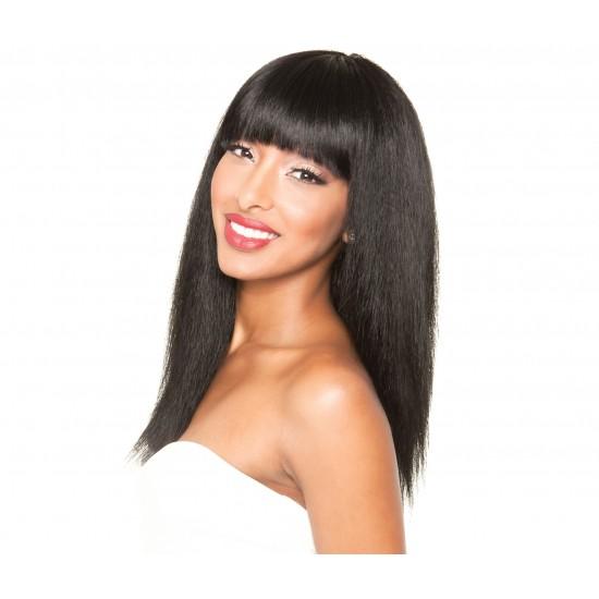 Brown Sugar Human Hair Stylemix Full Wig Bs109