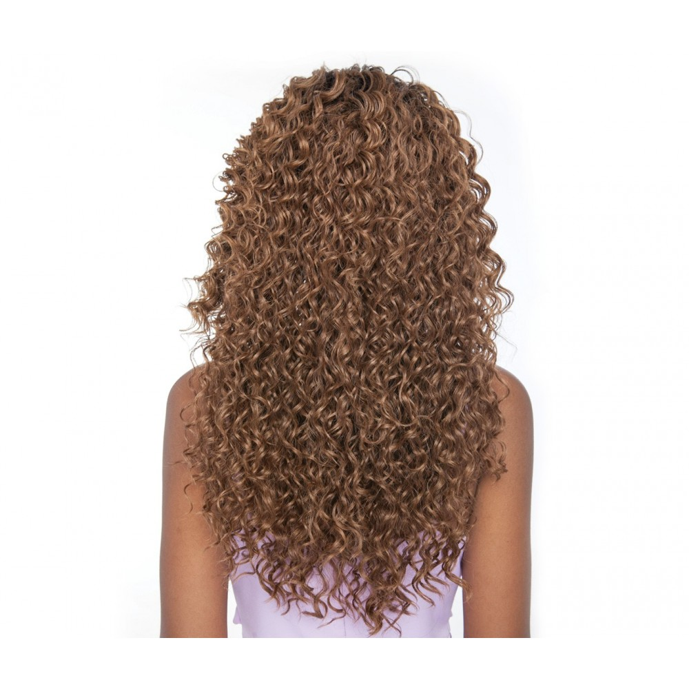 Brown Sugar Frontal Lace Human Hair Stylemix Lace Front Wig Bsf02