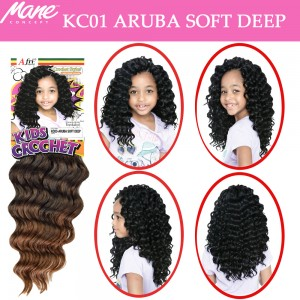 Mane Concept Afri Synthetic Hair Crochet Braid Kc03 Aruba Soft Deep