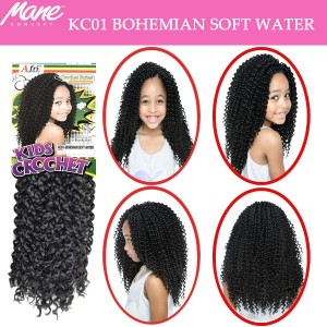 Mane Concept Afri Synthetic Hair Crochet Braid Kc001 Bohemian Soft Water