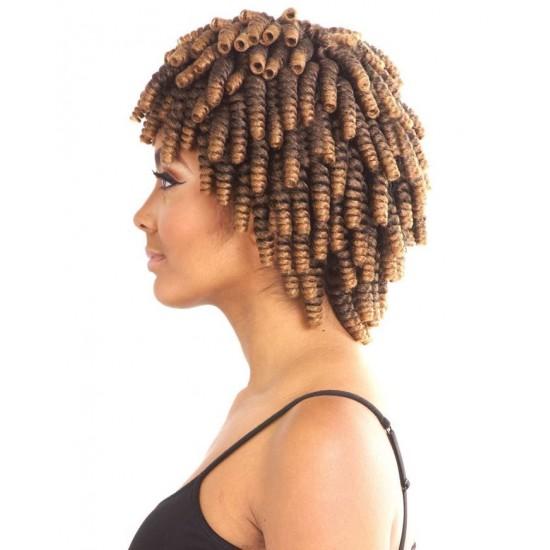 Mane Concept Afri Synthetic Hair Crochet Braid Loop Quick Curlon Allie Curl 10