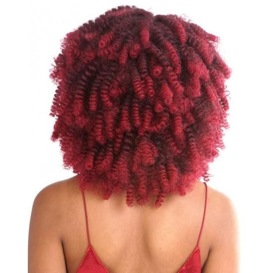 Mane Concept Afri Synthetic Hair Crochet Braid Loop Quick Curlon Allie Curl 20