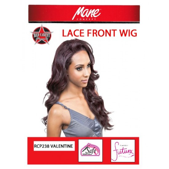 Mane Concept Red Carpet Synthetic Lace Front Wig Rcp238 Valentine