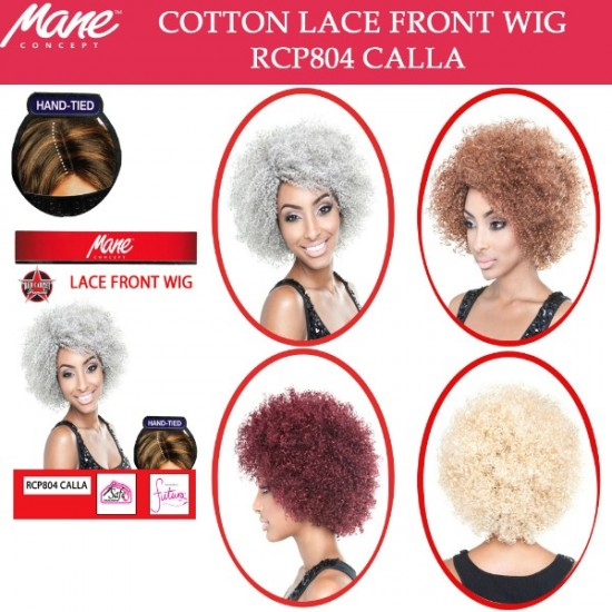 Mane Concept Red Carpet Synthetic Lace Front Wig Rcp804 Calla