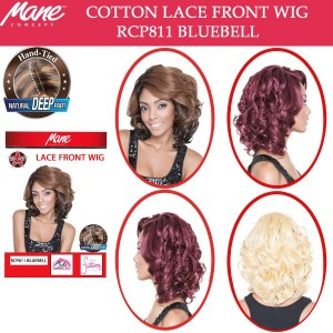 Mane Concept Red Carpet Synthetic Lace Front Wig Rcp811 Bluebell