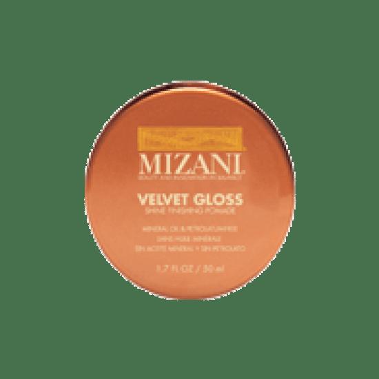 Mizani Velvet Gloss Shine Finishing Pomade
