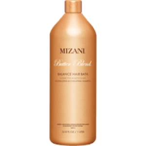 Mizani Butter Blend Balance Hair Bath Neutralizing And Chelating Shampoo