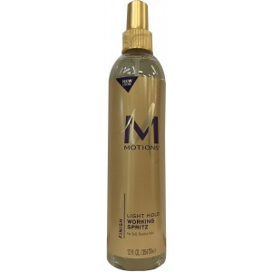 Motions Light Hold Working Spritz 12 Oz