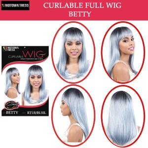 Motown Tress Synthetic Full Wig Betty