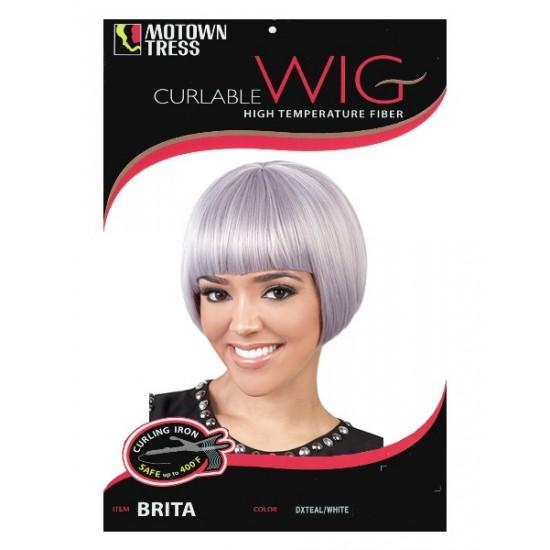 Motown Tress Synthetic Full Wig Brita