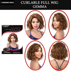 Motown Tress Synthetic Full Wig Gemma