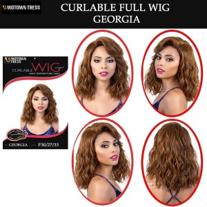 Motown Tress Synthetic Full Wig Georgia