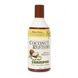 Nature's Protein Coconut Restore Shampoo 13 Oz