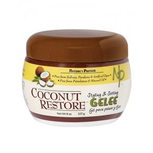 Nature's Protein Coconut Restore Gelee 8 Oz