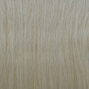 "12"" clip in - 10pcs 100%  human hair extensions -straight- golden blonde (l60)"