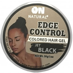 On Natural Edge Control Color Jet Black 1 Oz