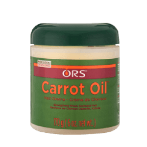 ors hair restoration  -  healthy hair starts with a healthy scalp  -  carrot oil™