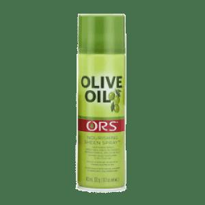 ors olive oil nourishing sheen spray™