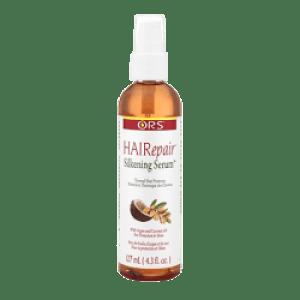 ors hairepair  -  infused with natural ingredients - no formaldehyde  -  hairepair™ silkening serum