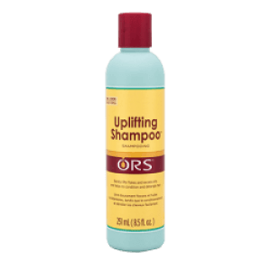 ors hair restoration  -  healthy hair starts with a healthy scalp  -  uplifting shampoo™