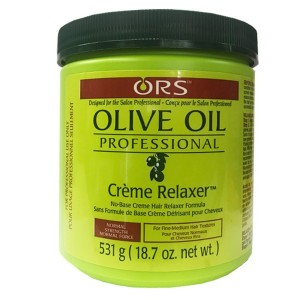 Ors Olive Oil Professional Creme Relaxer Normal Strength 18.7 Oz