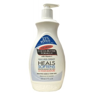 Palmer's Cocoa Butter Formula Heals Softens Lotion 13.5 Oz Pump