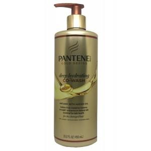 Pantene Pro V Gold Series Deep Hydrating Co-wash 15.2 Oz