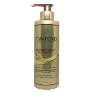 Pantene Pro V Gold Series Moisture Boost Shampoo 9.1 Oz