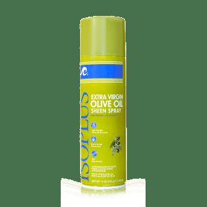 isoplus extra virgin olive oil sheen spray