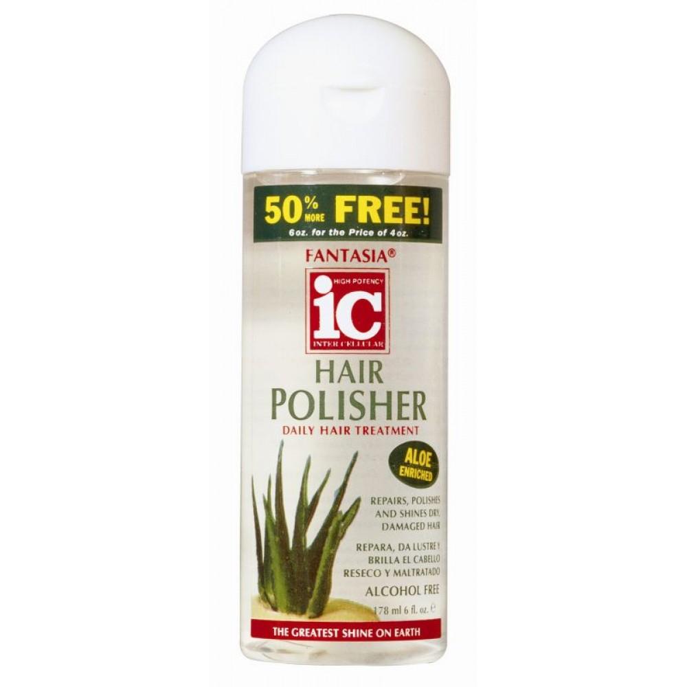 ic fantasia hair polisher aloe hair treatment 6 oz