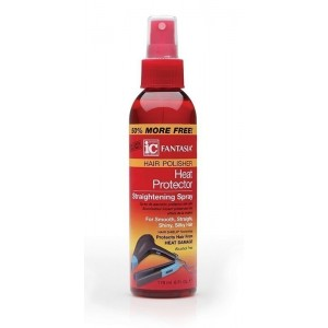 ic fantasia heat protector straightening spray 6 oz