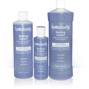 Lottabody Setting Lotion Concentrated Formula