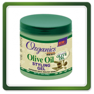 africa's best organics olive oil styling gel