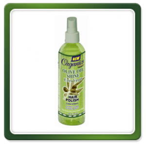 Africa's Best Organics Olive Oil  Shine Hair Polish 6 Oz