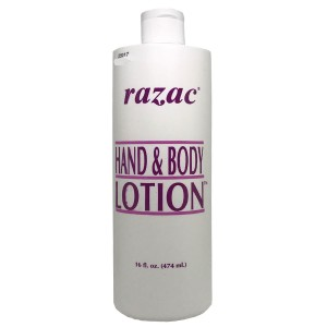 Razc Hand And Body Lotion 16 Oz