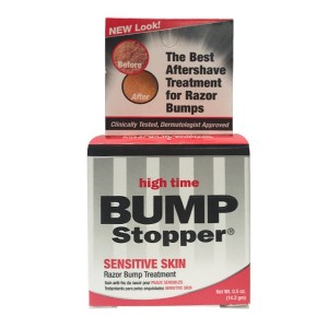 High Time Bump Stopper Sensitive Skin Razor Bump Treatment .5 Oz