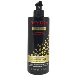Revlon Realistic Black Seed Oil Designed For Natural Hair Strengthening Conditioner 11.5 Oz