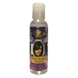Roberrs Diamond Bond Protective Shield Hair Glue Bonding Clear 2 Oz