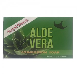 Royal Touch Aloe Vera Complexion Soap 4.4 Oz