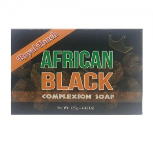 Royal Touch African Black Complexion Soap 4.4 Oz