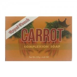 Royal Touch Complexion Carrot Soap 4.4 Oz