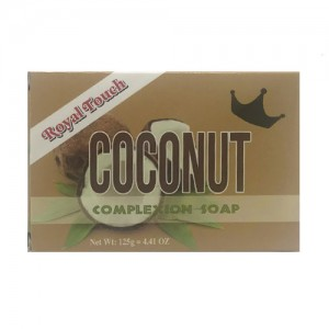 Royal Touch Coconut Complexion Soap 4.4 Oz