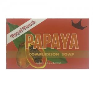Royal Touch Papaya Complexion Soap 4.4 Oz