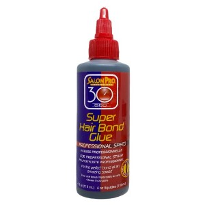 Salon Pro 30 Sec Super Hair Bonding Glue 4oz