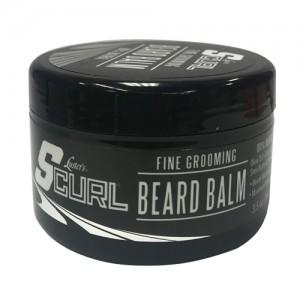 Lusters Scurl Fine Grooming Beard Balm 3.5 Oz