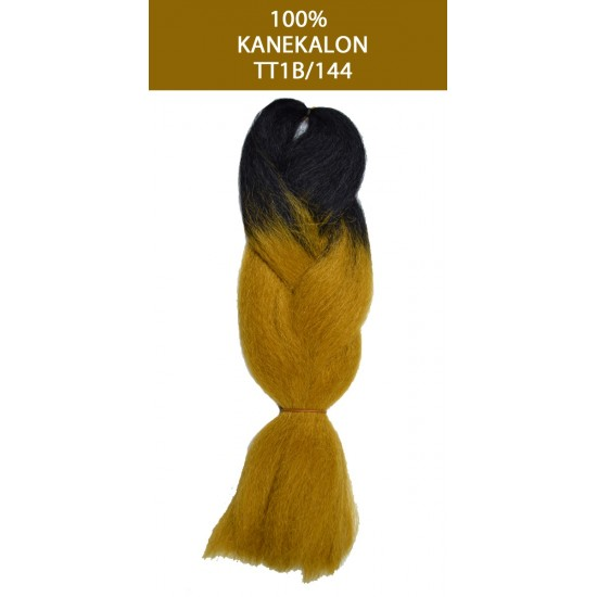 Sensationnel African Collection Synthetic 100% Kanekalon Jumbo Braid Ombre Color