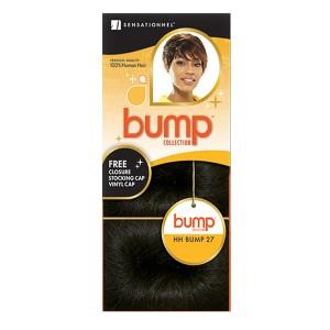 Sensationnel Bump Collection 27 Pcs 100% Human Hair Weave
