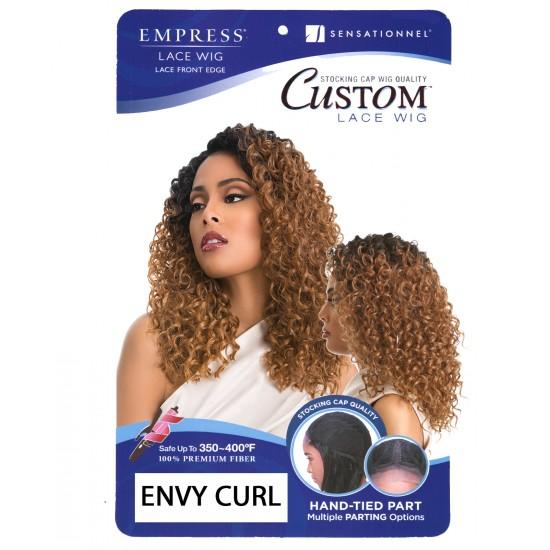 Sensationnel Empress Synthetic Custom Lace Wig Envy Curl