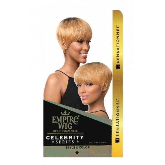 Sensationnel Empire Wig 100% Human Hair Full Wig Robyn