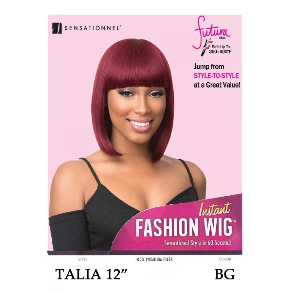 Sensationnel Instant Fashion Synthetic Full Wig Talia 12
